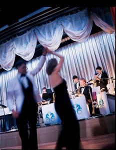 Ballroom Dancing with Crystal Cruises