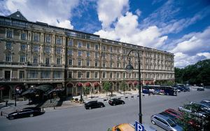 Luxury Hotel St. Petersburg Russia Grand Hotel Europe