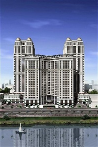 Luxury Hotels Cairo - Fairmont Nile City