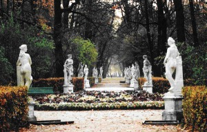 St. Petersburg Gardens Letniy Sad