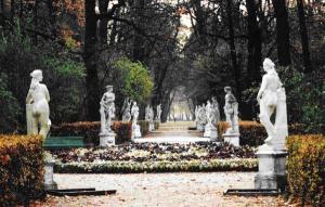 St. Petersburg Gardens Letniy Sad