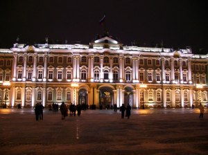 Winter Palace Night