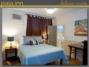 Paia Inn Deluxe Room