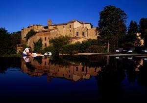 Siena, Italy Castel Monastero