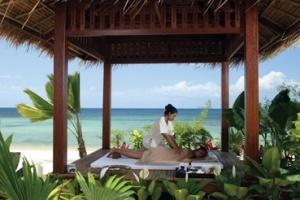 Risultati immagini per oberoi lombok spa