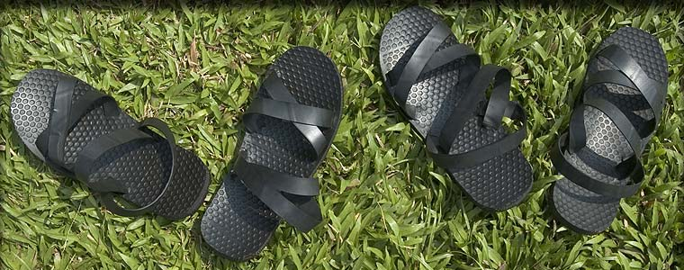 df19251ad431 Cambodian Recycled Tire Sandals