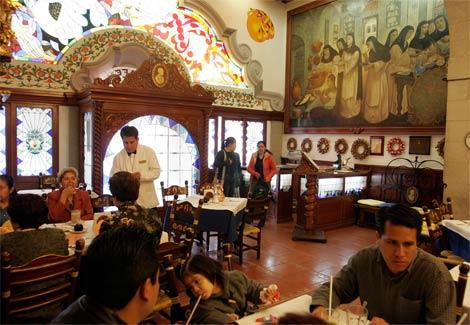 Cafe De Tacuba