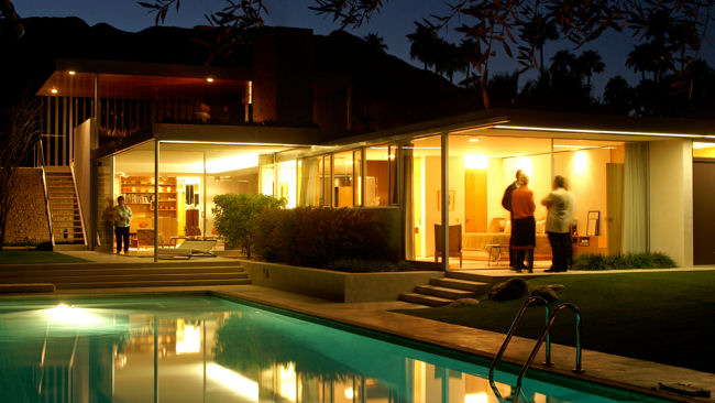 Secretly Chic MidCentury Modern Vacation Home Rentals JAUNT