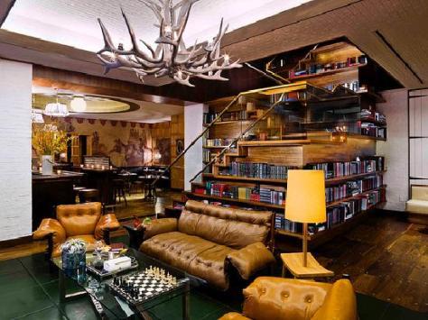 Gild Hall's Lobby