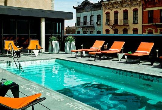 The Warhol Pool - Thompson Lower East Side
