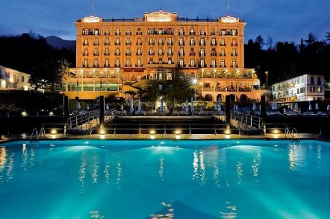 The Grand Hotel Tremezzo - Lake Como