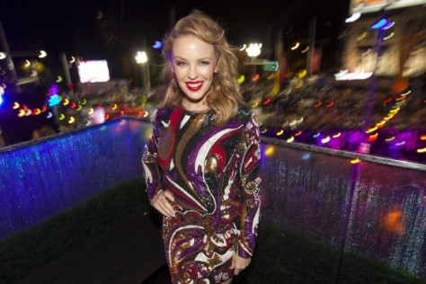 Kylie Minogue at Mardi Gras Sydney