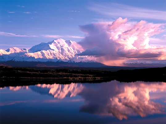 Denali Lake (c) Aramark Parks & Destinations
