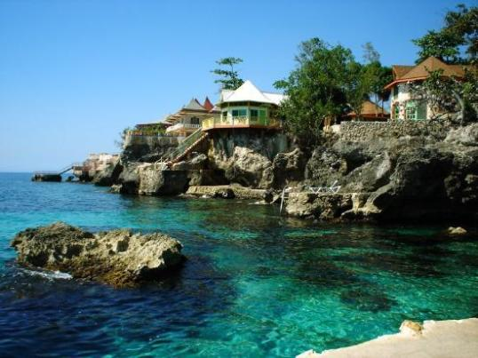 Nothing quite like Negril's stunning cliffs
