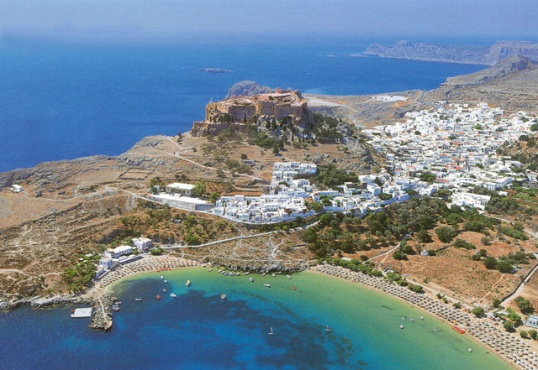 Rhodes, Greece - The Secret Sweet Spot