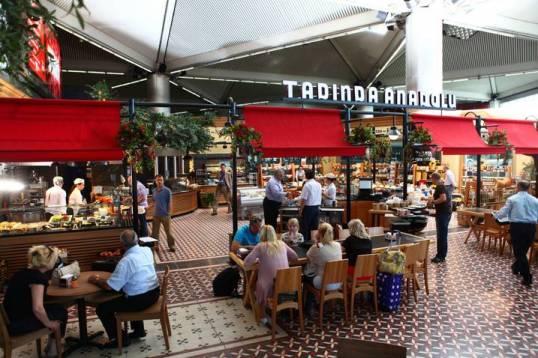 Tadında Anadolu - Istanbul Atatürk Airport