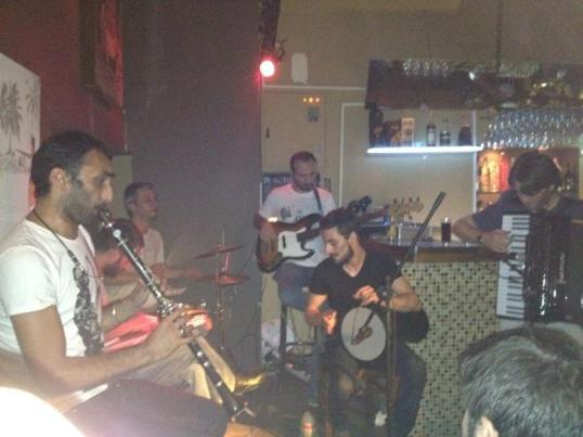 Live Music at Arpa Bar