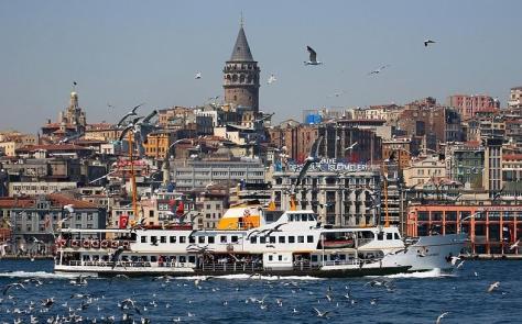 Istanbul's Galata Tower