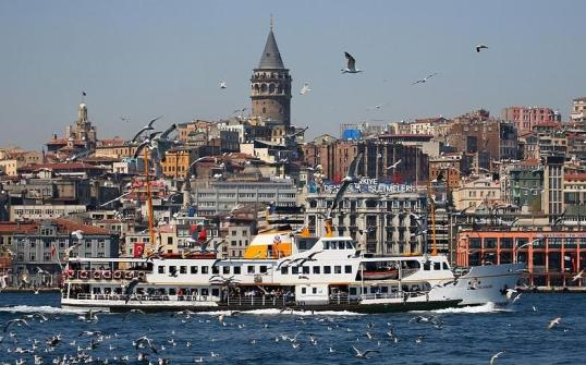 Istanbul's Galata Tower