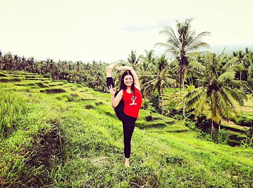 Badass Bali Yoga
