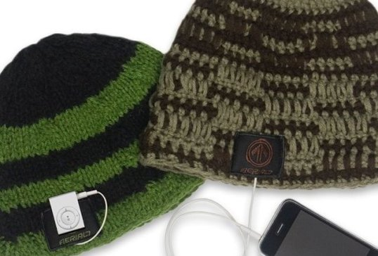 Aerial7's Headphone Beanie!