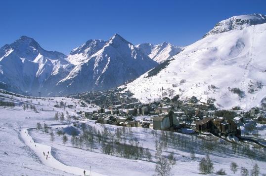 Les Deux Alps