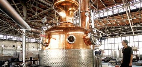 St. George Distillery