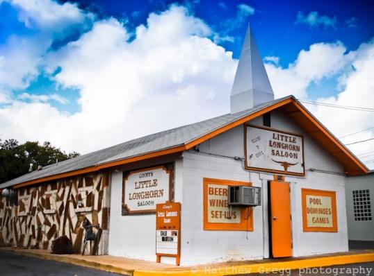 Ginny's Little Longhorn Saloon