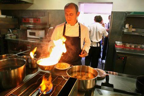 Chef Paco Perez