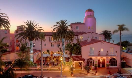 The La Valencia Hotel