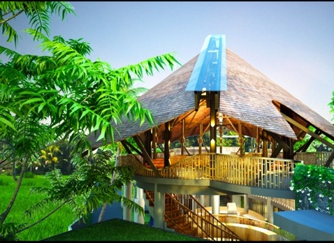 The Floating Leaf Hotel, Bali