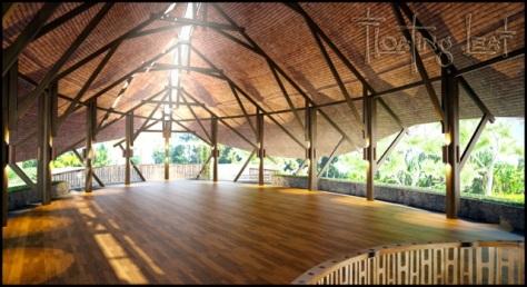 The Yoga Studio!