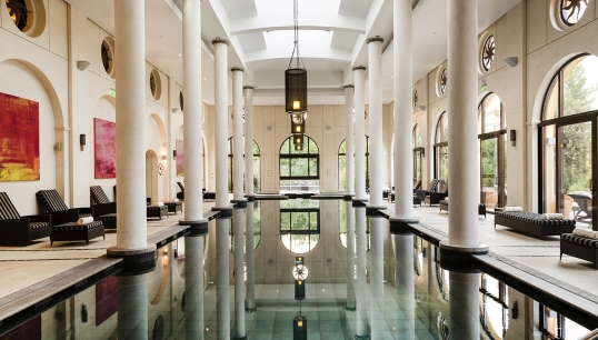 The Spa at Terre Blanche