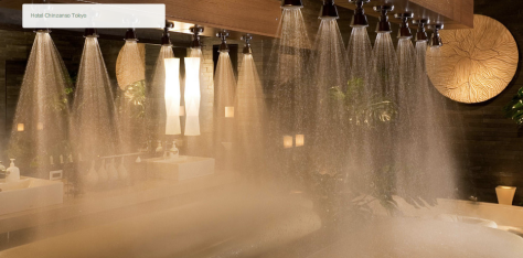 Can you tell we're imagining going to Japan on business and then holing up in the spa?