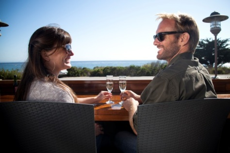 Dining in Cambria