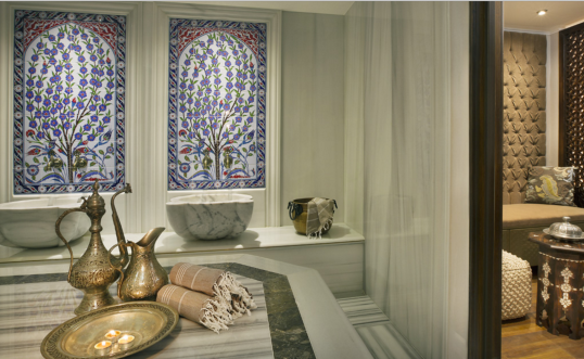 Ritz Carlton Couples Hammam