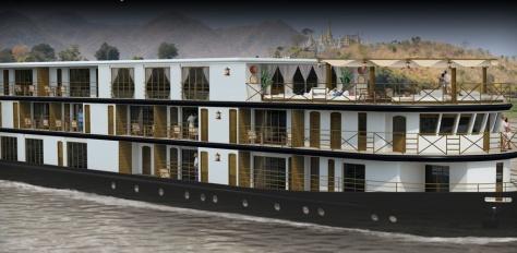 Set Sail to Burma