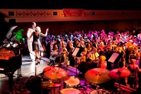Melbourne's Jazz Festival (c) PiecesofVictoria.com