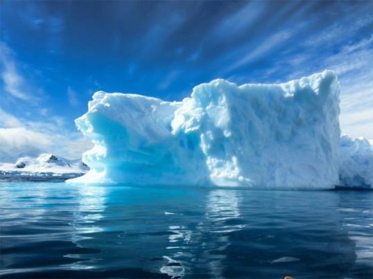 Antarctica. So hot, it's cold.
