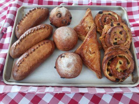 French pastries - Cafe de Paris (courtesy of Cafe de Paris Facebook page)
