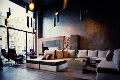 11 Mirrors - Kiev, Ukraine (c) Design Hotels