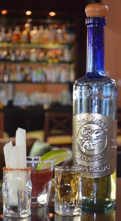 Tequila Tastings at CasaMagna