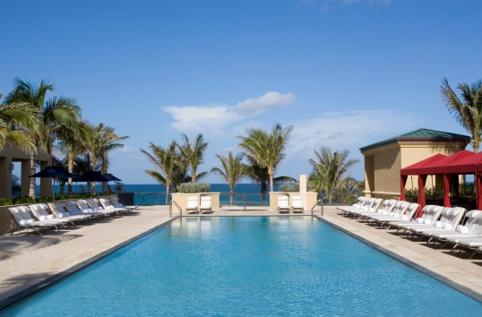 Marriott Singer Island Pool