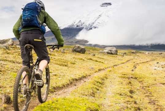 Mountain Biking South America