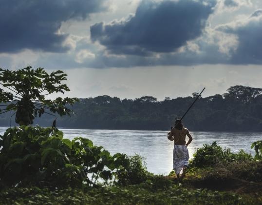 Visit Amazon Tribe