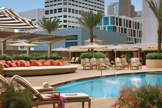 Four Seasons Houston Pool
